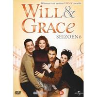 Will & Grace - Seizoen 6 (DVD)