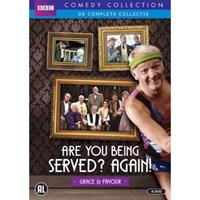 Are You Being Served Again - Complete Collection DVD