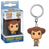 Funko Toy Story 4 Pocket POP! Vinyl Keychain Woody 4 cm