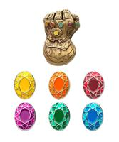 Sales One Marvel Collectors Pins 5-Pack Infinity Gauntlet