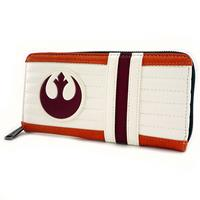 Loungefly Star Wars by  Wallet Ewok AOP