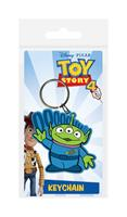 Pyramid International Toy Story 4 Rubber Keychain Alien 6 cm