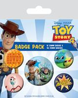 Pyramid International Toy Story 4 Pin Badges 5-Pack Friends for Life