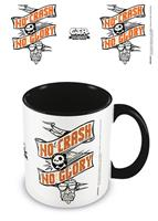 Pyramid International Crash Team Racing Coloured Inner Mug No Crash No Glory