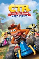 Pyramid International Crash Team Racing Poster Pack Race 61 x 91 cm (5)