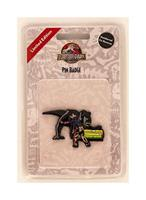FaNaTtik Jurassic Park Pin Badge Alan & T-Rex