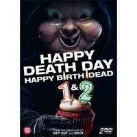 Happy death day 1&2 (DVD)