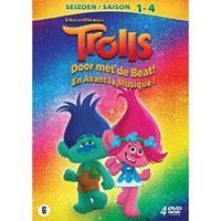 Trolls the beat goes on - Seizoen 1-4 (DVD)