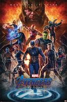 Pyramid International Avengers: Endgame Poster Pack Whatever It Takes 61 x 91 cm (5)