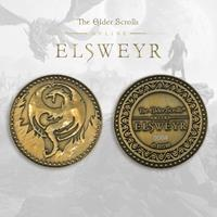FaNaTtik The Elder Scrolls Online Elsweyr Collectible Coin