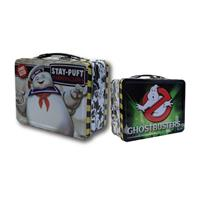 Factory Entertainment Ghostbusters Tin Tote Stay Puft Marshmallow Man