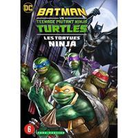 Batman + Teenage Mutant Turtles DVD