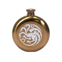 Half Moon Bay Game of Thrones Hip Flask Mother of Dragons