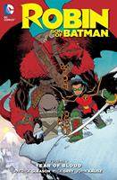 DC Comics Comic Book Robin Son Of Batman Vol. 1 Year Of Blood by Patrick Gleason english