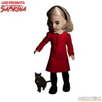 Mezco Toys Chilling Adventures of Sabrina Living Dead Dolls Doll Sabrina 25 cm