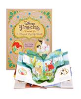 Insight Editions Disney Princess 3D Pop-Up Book A Magical Pop-Up World