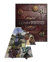 Insight Editions Game of Thrones 3D Pop-Up Book A Pop-Up Guide to Westeros