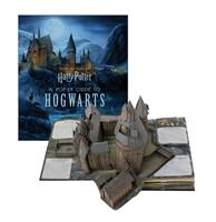 Insight Editions Harry Potter 3D Pop-Up Book A Pop-Up Guide to Hogwarts