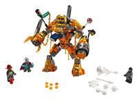LEGO ® Marvel Super Heroes - Molten Man Battle