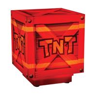 Paladone Products Crash Bandicoot 3D Light with sound TNT 10 cm