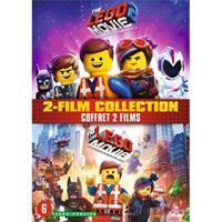 Lego Movie 1+2 DVD