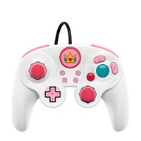 pdp Gamecube Style Wired Fight Pad Pro - Peach