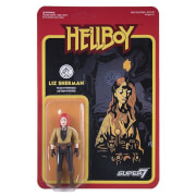 Super7 Hellboy Liz Sherman ReAction Figure