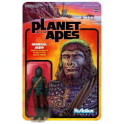 Super7 Planet of the Apes ReAction Action Figure General Aldo 10 cm