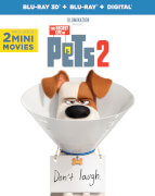 Universal Pictures The Secret Life of Pets 2 - 3D (Includes 2D Blu-Ray)