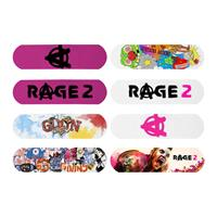 Gaya Entertainment Rage 2 Plasters 8-Pack Bandages