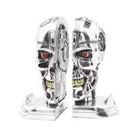 Nemesis Now Terminator 2 Bookends Head