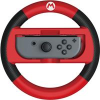 Hori Mario Kart 8 Deluxe Racing Wheel (Mario) for Ninte