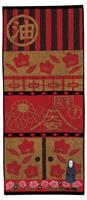 Marushin Spirited Away Towel No Face 34 x 80 cm
