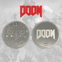 FaNaTtik Doom Collectable Coin Logo