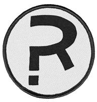 Dark Horse The Umbrella Academy Patch The Rumor R Logo 6 cm