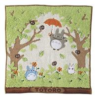 Marushin My Neighbor Totoro Mini Towel Shade of the Tree 25 x 25 cm