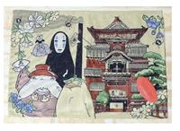 Marushin Spirited Away Placemat No Face