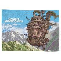 Marushin Howl's Moving Castle Placemat Poster