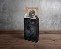 FaNaTtik Elder Scrolls V Skyrim Playing Cards