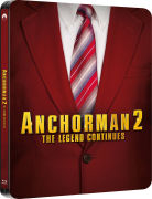 Paramount Home Entertainment Anchorman 2: The Legend Continues - Limited Edition Steelbook
