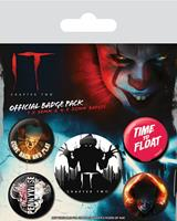 Pyramid International It Chapter Two Pin Badges 5-Pack Clown