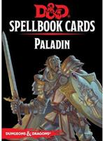 Gale Force Nine Dungeons & Dragons Spellbook Cards: Paladin Deck *English Version*