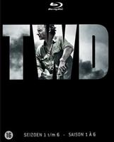 The walking dead - Seizoen 1-6 (Blu-ray)