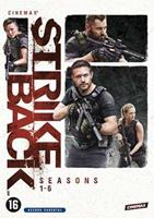 Strike Back - Seizoen 1-6 DVD