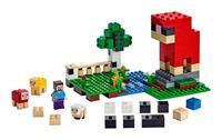 LEGO Minecraft 21153 Schapenboerderij