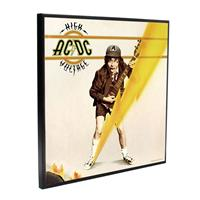 Nemesis Now AC/DC Crystal Clear Picture High Voltage 32 x 32 cm