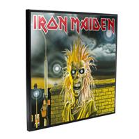 Nemesis Now Iron Maiden Crystal Clear Picture 32 x 32 cm