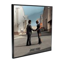Nemesis Now Pink Floyd Crystal Clear Picture Wish You Were Here 32 x 32 cm