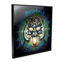 Nemesis Now Motörhead Crystal Clear Picture Overkill 32 x 32 cm