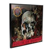 Nemesis Now Slayer Crystal Clear Picture South of Heaven 32 x 32 cm